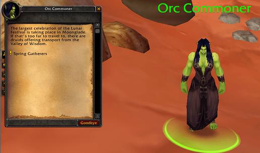 Orc Commoner
