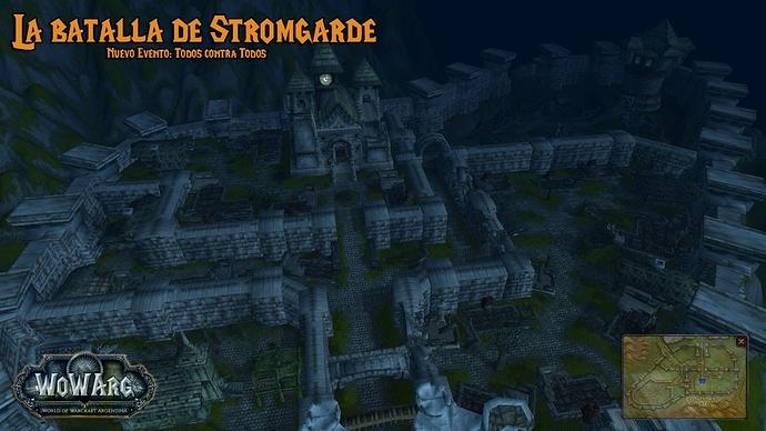 Stromgardein-Progress